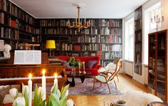 以家具打造古典風公寓 - DECOmyplace