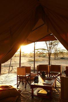 Olakira Camp - Serengeti National Park, Tanzania