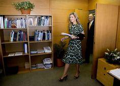 BUENOS AIRES - Koningin Máxima is woensdagmiddag met een KLM-vlucht uit Argentinië vertrokken. Ook haar ouders gingen mee. Volgende week hebben hun drie kleinkinderen herfstvakantie. (Lees verder…)