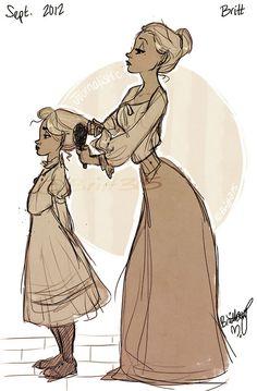 Aelin and Evalin