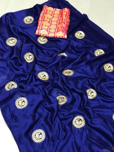 Vastrangam An Online Women's Ethnic & Western Clothing Store Western Outfits, Indian Outfits, Indian Clothes, Banarasi Sarees, Silk Sarees, Lehenga Online, Bollywood Saree, Embroidered Silk, Bridal Lehenga