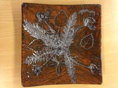 By Liss H Guddingsmo. Keramikkfat - oksydert