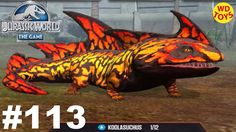 New  Jurassic World The Game  VIP Battles Episode 113 Koolasuchus  Vs In...