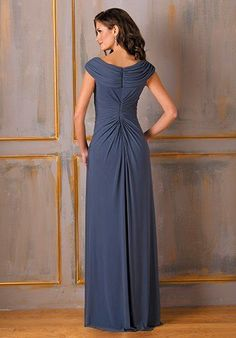 Jade J175004 Blue Mother Of The Bride Dress