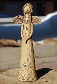 Resultado de imagen de keramický anděl