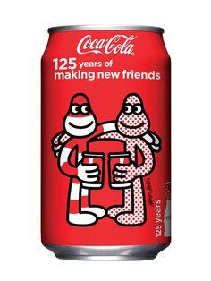 Coke 125 Years (New Friends)