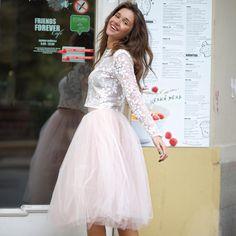 #pinkmood #девочкитакиедевочки #girlsparty #womenslook #stylishlife #stylishgirl #streetstyle #fashionweek #fashionlovers #юбкапачка #пачкамиди #trends #tutu #tutuskirt #пачка #tskirt #кружевнойтоп