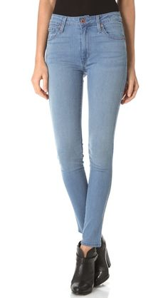 Love these James Jeans High Rise Skinny Jeans