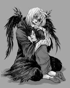 Seidou Takizawa     Tokyo Ghoul: Re Fan Art by k1deki on Tumblr