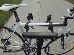 "Thule Parkway 2 Bike Rack for 2"" Hitches - Tilting Thule Hitch Bike Racks TH958"