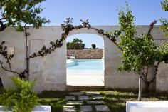 Lamia Bianca - villa with pool in Puglia near sandy beaches