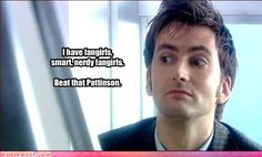 Doctor Who Fangirls - LOL!