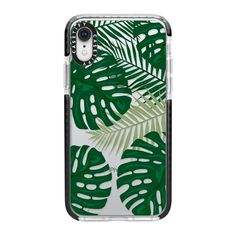 iPhone XR Case Tropical Monstera Palm Green Leaves by Famenxt - Iphone XR - Trending Iphone XR for sales - Tropical Monstera Palm Green Leaves Iphone 8 Plus, Iphone 7, Coque Iphone, Free Iphone, Iphone Phone Cases, Phone Covers, Cute Cases, Cute Phone Cases, Wallpaper Aesthetic