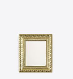GOLD FRAME MIRROR LAPEL PIN - BALL & CHAIN CO. - 1