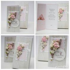 papieroffka kartka pudełko ślubne