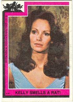 1977 Topps Charlie's Angels Trading Cards