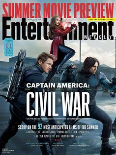 We have your inside scoop on #CaptainAmericaCivilWar, Marvel's most EPIC superhero battle yet. Photo Credit: Marvel