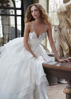 Hayley Paige Bridal ..JLM Couture 2012