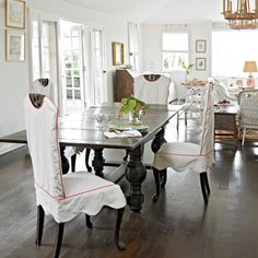 Nautical Dining Room Chair Covers 117 best classic nautical style images on pinterest | nautical style