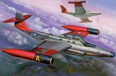 F-89D Scorpion (Academy box art)