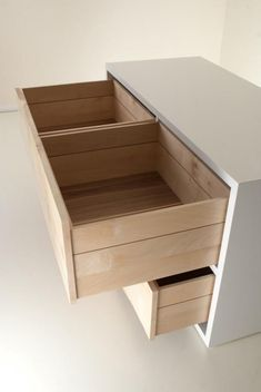 Minimalist Raw Sycamore Chest Of Drawers Check more at http://furnituremodel.info/56748/minimalist-raw-sycamore-chest-of-drawers/