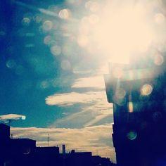#chamberi #cielo #vistasdesdemiventana   ©Raquel Conde/Infinita/Infiniteando