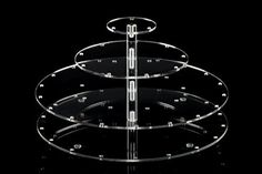 """PRODUCT NAME : YestBuy Clear Acrylic Cake Pop Stand (Round (3 Rods)) DIMENSION: 30 holes for holding, easy to assemble and take apart,store and clean. TOP TIER: 7.5cm / 3"""" 3rd TIER: 17.5cm / 6.9"""" 2nd TIER : 30cm / 14"""" BOTTOM TIER : 30cm / 14"""" HEIGHT: 22cm / 8.1""""... - http://kitchen-dining.bestselleroutlet.net/product-review-for-yestbuy-clear-acrylic-cake-pop-stand-round-30-holes/"""
