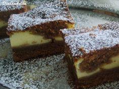 Jednoduchý a prudko jedlý koláčik...