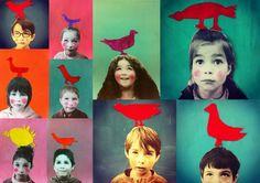 les petites têtes de l'art: l'atelier du mercredi