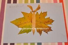 animales con hojas, leaf animals