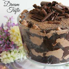 Chocolate Dream Trifle.