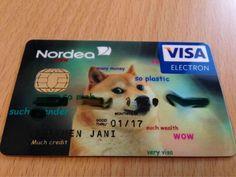 Fantastic doge visa