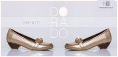 Otra opción de zapato, que te hará sentir cómoda y elegante. Disponibles en nuestras tiendas Bonabella.