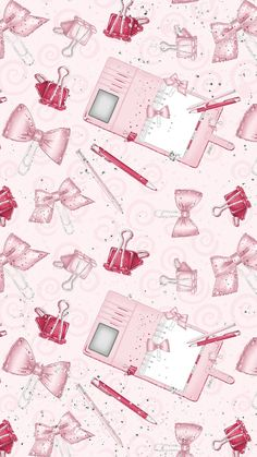 22 trendy ideas for wall paper cute pink girly Girly Wallpaper, Glitter Wallpaper, Trendy Wallpaper, Pretty Wallpapers, Disney Wallpaper, Wallpaper Backgrounds, Iphone Wallpaper, Printable Stickers, Planner Stickers