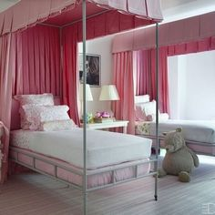 Beyond Beautiful Little Girls Bedroom