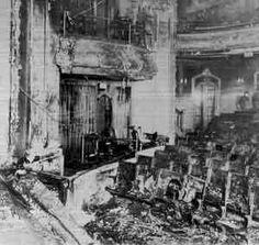 Oriental Theater Fire | Iroquois theatre predated the oriental theater