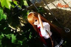 Mirai Suenaga Smart Doll by RozenPullip