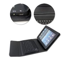 the bluetooth keyboard with protective case for Ipad2 Ipad.