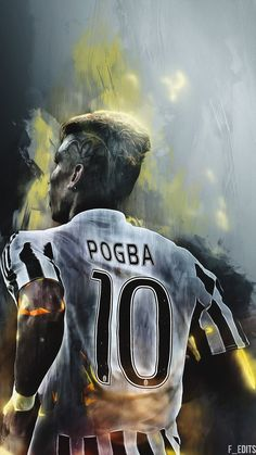 Paul Pogba Juventus Turyn w wersji rysunkowej Fifa Football, Football Arsenal, Football Art, Paul Pogba Juventus, Juventus Fc, Cr7 Messi, Neymar Jr, Pogba Wallpapers, Barcelona E Real Madrid