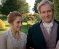 Jane Austen with Johnny Miller | loved the Westons in this adaptation. Their relationship is adorable ...