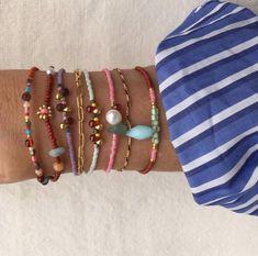 Hippie Jewelry, Cute Jewelry, Diy Jewelry, Beaded Jewelry, Jewelery, Jewelry Accessories, Fashion Accessories, Handmade Jewelry, Fashion Jewelry