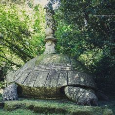 Inside the park of Monsters (Bomarzo) there is this giant turtle I love it!  #bomarzo #Lazio #travelgram #thegoodlife #vacaymode #traveltips #travelfriendly #wheretonext #architecture #travel #history #picoftheday #photooftheday #instagood #monument #italy #love #sky #city #trip #beautiful #buildings  #tourism #holiday  #art #photography #igers #ancient #instatravel
