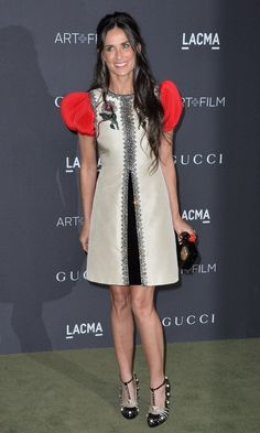 Stars turn out for LACMA, Jennifer Lawrence returns and more glamour from the red carpet