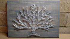 DIY String Art Tree - Imgur