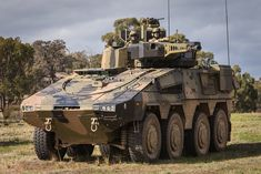 Rheinmetall Boxer vehicle to be built for the Australian Defence Force. Army Vehicles, Armored Vehicles, Zombie Survival Vehicle, Australian Defence Force, Tank Armor, Armored Truck, Army Infantry, Tank Destroyer, Armored Fighting Vehicle