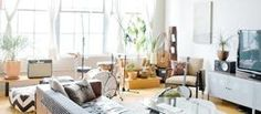 Small Living Room Ideas: 10 Ways to Furnish & Lay Out 100 Square Feet | Apartment Therapy