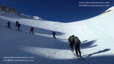 Good Weather on Iran Zagros Range Ski the Zard Kuh peak 17 February 2017 www.Atouradventure.com/  #iranski #iranresorts #iranskitouring #iranskitour #iranmountains #iranmountainguide #iranmountaintravel #irantourism #irantravel #splitboard #splitboarding #snowboard #snowboarding #snowboarder #earnyourturns #couloir #steep #steepskiing #ski #skiing #skimountaineering #skitour #skitouring #backcountry #backcountryskiing #goatworthy #pushpeaks