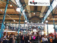 Markthalle Neun Berlin | Indoor food market Berlin