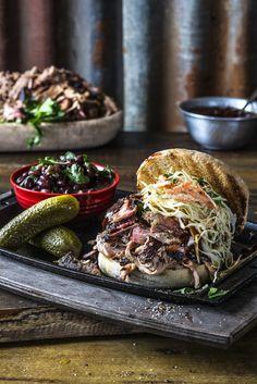 Texas BBQ Cafe - Stian Broch Photography