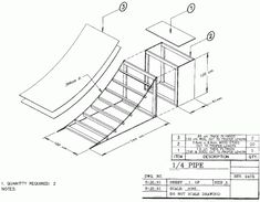 rampen selber bauen mit diesen kriterien kreativ. Black Bedroom Furniture Sets. Home Design Ideas